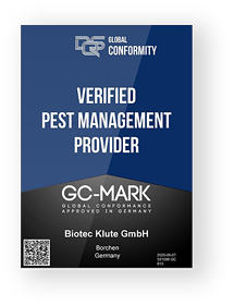 Biotec GC Mark Label